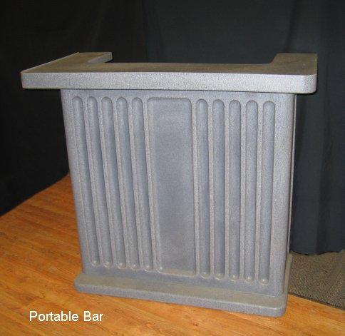 Portable Bar (Plastic)