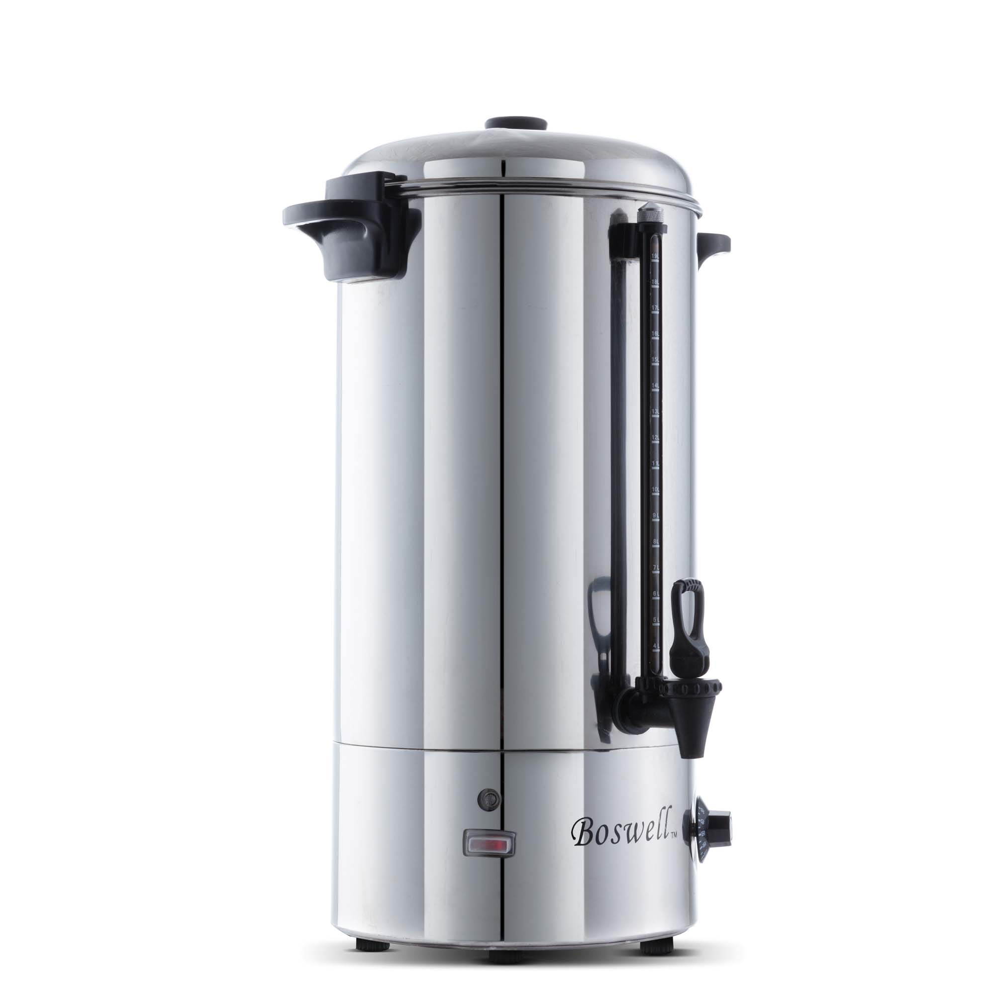 Hot Water Urn with Thermostat
